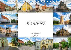 Kamenz Impressionen (Tischkalender 2019 DIN A5 quer) von Meutzner,  Dirk
