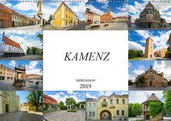 Kamenz Impressionen (Wandkalender 2019 DIN A2 quer) von Meutzner,  Dirk