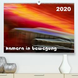 Kamera in Bewegung (Premium, hochwertiger DIN A2 Wandkalender 2020, Kunstdruck in Hochglanz) von Braun,  Werner