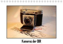Kameras der DDR (Tischkalender 2018 DIN A5 quer) von Ehrentraut,  Dirk