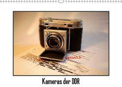 Kameras der DDR (Wandkalender 2019 DIN A3 quer) von Ehrentraut,  Dirk