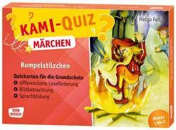 Kami-Quiz Märchen: Rumpelstilzchen von Fell,  Helga, Lefin,  Petra