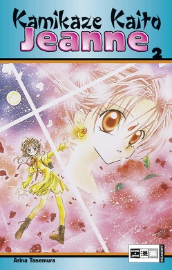 Kamikaze Kaito Jeanne 02 von Tanemura,  Arina