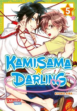 Kamisama Darling 5 von Aiba,  Kyoko