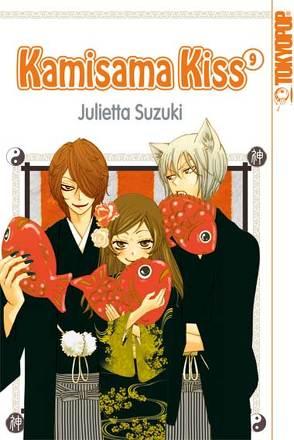Kamisama Kiss 09 von Suzuki,  Julietta