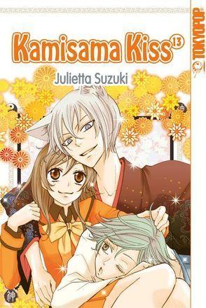 Kamisama Kiss 13 von Suzuki,  Julietta