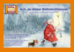 Kamishibai: Ach, du dicker Weihnachtsmann von Scheffler,  Ursel, Timm,  Jutta