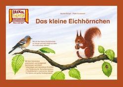 Kamishibai: Das kleine Eichhörnchen von Burger,  Monika