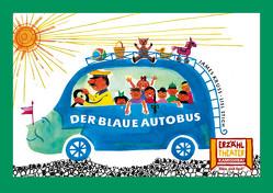 Kamishibai: Der blaue Autobus von Krüss,  James, Stich,  Lisl