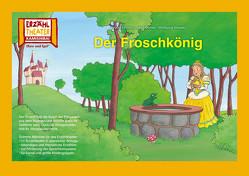 Kamishibai: Der Froschkönig von Brüder Grimm, , Slawski,  Wolfgang