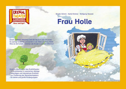 Kamishibai: Frau Holle von Grimm Brüder, Slawski,  Wolfgang