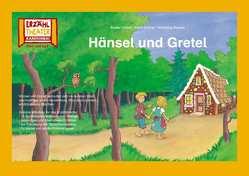 Kamishibai: Hänsel und Gretel von Brüder Grimm, , Slawski,  Wolfgang