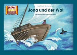 Kamishibai: Jona und der Wal von Ackroyd,  Dorothea, Scheffler,  Ursel