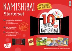 Kamishibai-Jubiläums-Starterset von Don Bosco Medien,  Redaktionsteam