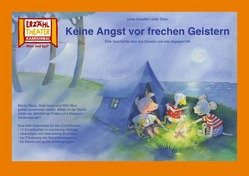 Kamishibai: Keine Angst vor frechen Geistern von Scheffler,  Ursel, Timm,  Jutta
