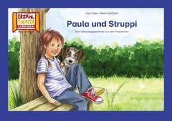 Kamishibai: Paula und Struppi von Scholbeck,  Sabine, Uebe,  Ingrid