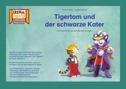 Kamishibai: Tigertom und der schwarze Kater von Hebrock,  Andrea, Scheffler,  Ursel