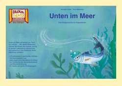 Kamishibai: Unten im Meer von Huber,  Annette, Meischen,  Nina