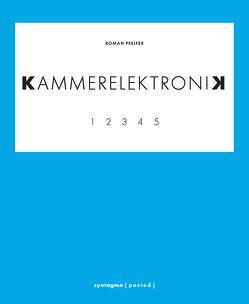 KAMMERELEKTRONIK von Pfeifer,  Roman