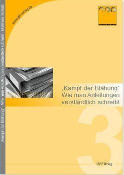 """""""Kampf der Blähung"""" von Schulz,  Matthias"""