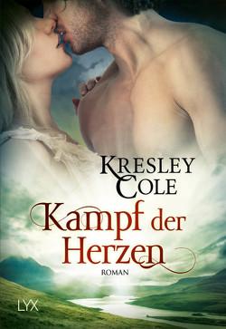 Kampf der Herzen von Cole,  Kresley, Sander,  Ralph