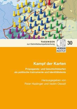 Kampf der Karten von Haslinger,  Peter, Oswalt,  Vadim