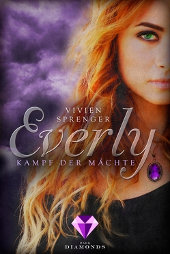 Everly 3: Kampf der Mächte von Sprenger,  Vivien