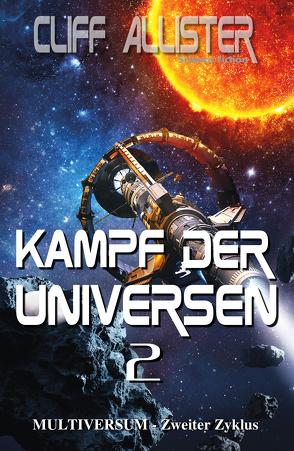 Kampf der Universen 2 von Allister,  Cliff