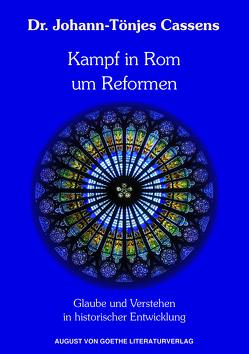 Kampf in Rom um Reformen von Cassens,  Dr. Johann-Tönjes