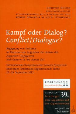 Kampf oder Dialog? von Dorado,  Robert, Fitzgerald,  Allan D., Mueller,  Christof