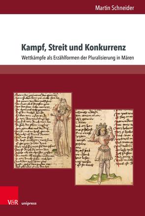 Kampf, Streit und Konkurrenz von Schneider,  Martin