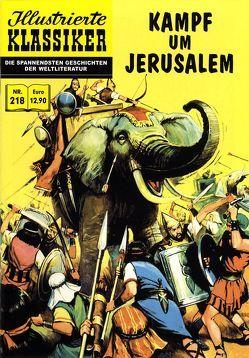 Kampf um Jerusalem von Friedrich,  Eckhard, Josephus,  Flavius, Maas,  Bernhard, Rinio,  Gunlög
