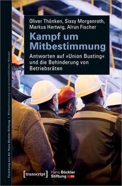 Kampf um Mitbestimmung von Fischer,  Alrun, Hertwig,  Markus, Menning,  Daniel, Morgenroth,  Sissy, Thünken,  Oliver