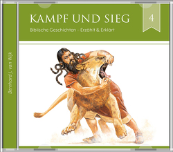 Kampf und Sieg (2 CDs Audio-Hörbuch) von J. van Wijk,  Bernhard