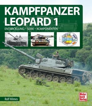 Kampfpanzer Leopard 1 von Hilmes,  Rolf