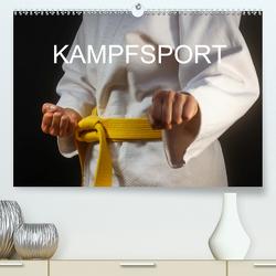 Kampfsport (Premium, hochwertiger DIN A2 Wandkalender 2021, Kunstdruck in Hochglanz) von Jäger,  Anette/Thomas