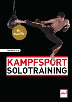 Kampfsport Solotraining von Delp,  Christoph