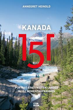 Kanada 151 von Heinold,  Annegret