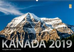 Kanada 2019 (Wandkalender 2019 DIN A2 quer) von Schrader,  Ulrich