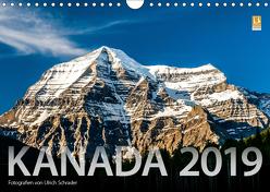 Kanada 2019 (Wandkalender 2019 DIN A4 quer) von Schrader,  Ulrich