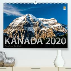 Kanada 2020 (Premium, hochwertiger DIN A2 Wandkalender 2020, Kunstdruck in Hochglanz) von Schrader,  Ulrich