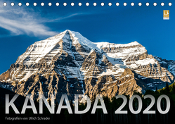 Kanada 2020 (Tischkalender 2020 DIN A5 quer) von Schrader,  Ulrich