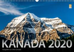 Kanada 2020 (Wandkalender 2020 DIN A3 quer) von Schrader,  Ulrich