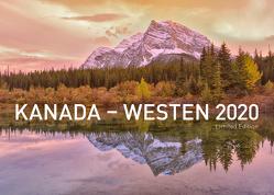 Kanada – Der Westen Exklusivkalender 2020 (Limited Edition) von Heeb,  Christian