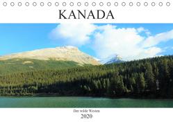 Kanada – Der wilde Westen (Tischkalender 2020 DIN A5 quer) von Lindner,  Corinna