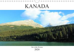 Kanada – Der wilde Westen (Wandkalender 2020 DIN A4 quer) von Lindner,  Corinna