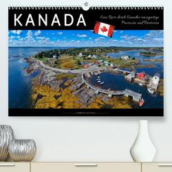 Kanada – eine Reise durch Kanadas einzigartige Provinzen und Territorien (Premium, hochwertiger DIN A2 Wandkalender 2020, Kunstdruck in Hochglanz) von Roder,  Peter