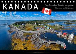 Kanada – eine Reise durch Kanadas einzigartige Provinzen und Territorien (Tischkalender 2020 DIN A5 quer) von Roder,  Peter
