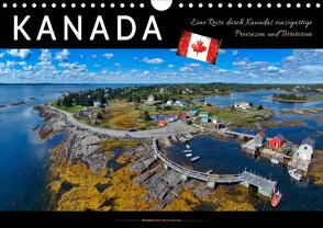 Kanada – eine Reise durch Kanadas einzigartige Provinzen und Territorien (Wandkalender 2020 DIN A4 quer) von Roder,  Peter