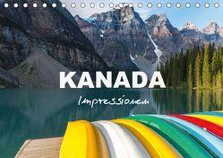 Kanada – Impressionen (Tischkalender 2019 DIN A5 quer) von rclassen
